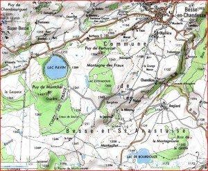 Pêche au lac Pavin : truite et omble chevalier acces-pavin-300x247